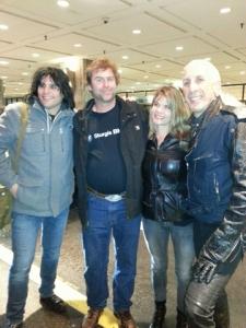 Tommy, Sweetheart, Sister & Dee