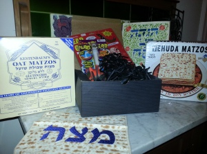 Passover items