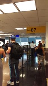 Gate B7