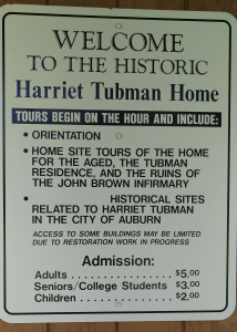 Harriet Tubman House